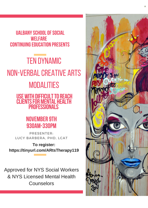 Creative Art Therapy Ten Dynamic Non Verbal Creative Arts Modalities To Use With Difficult To Reach