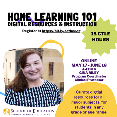(A-EDU 6) Home Learning 101: Digital Resources and Instruction